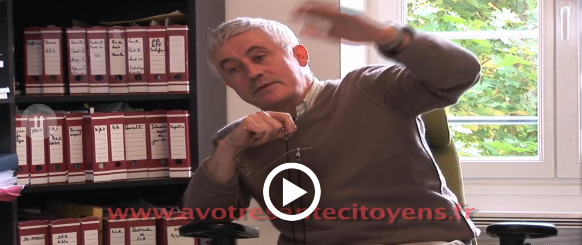 Le choix éthique - Interview Dr Marc Girard - avotresantecitoyens.fr